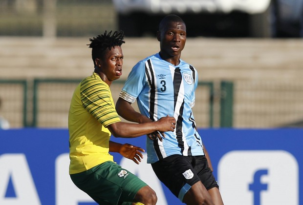 Botswana stun Bafana to reach Cosafa Cup semis