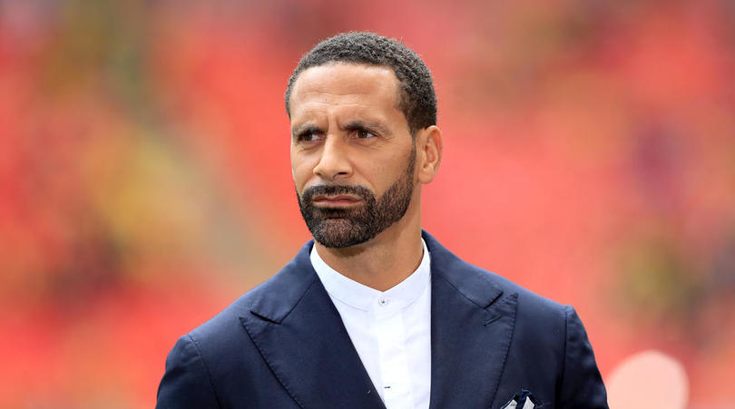 Ferdinand would be open to United return