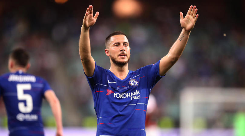 Martinez: Hazard 'one of the special signings of the summer'