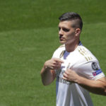 Jovic 'the happiest kid in the world' after Real move