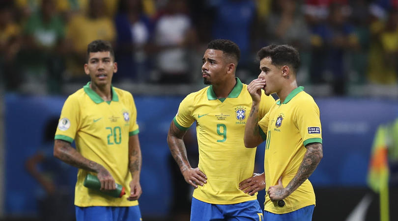 Brazil frustrated by VAR during goalless draw