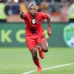 TS Galaxy's Nedbank Cup hero Orlando Pirates loanee Zakhele Lepasa