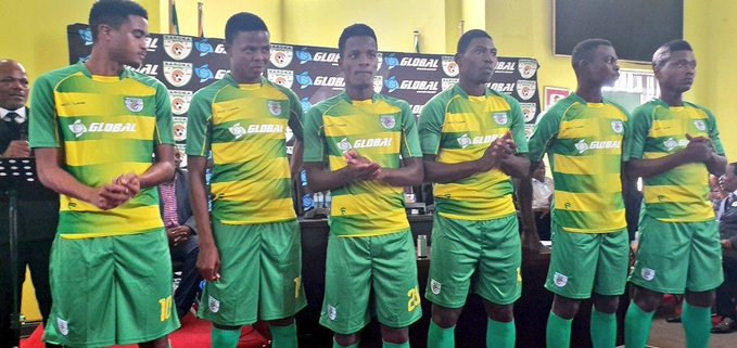 Baroka unveil new signings in 2019-20 kit