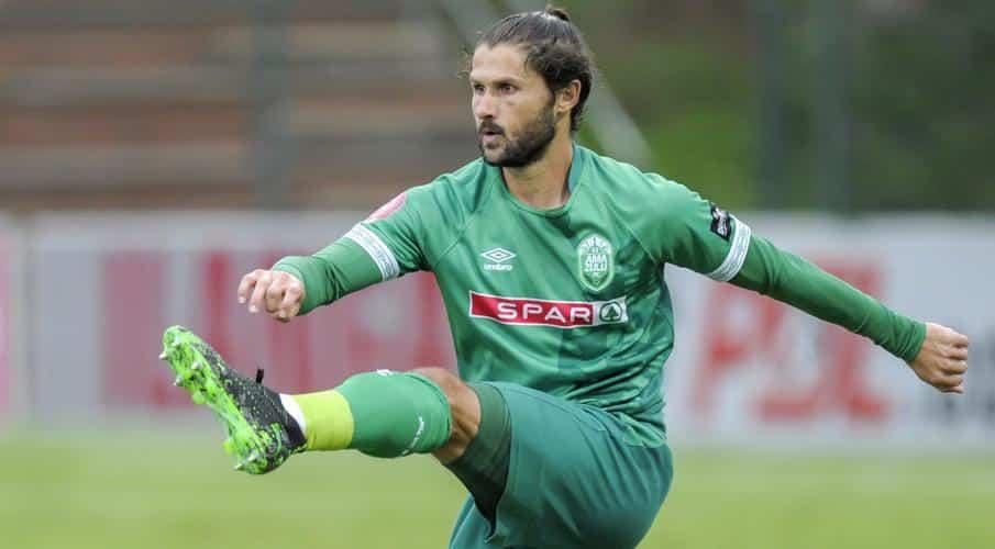 AmaZulu confirm Van Heerden departure