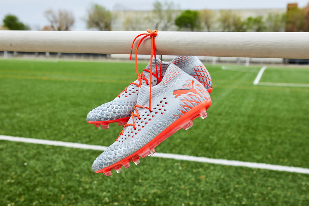 Puma launches Anthem Pack football boots
