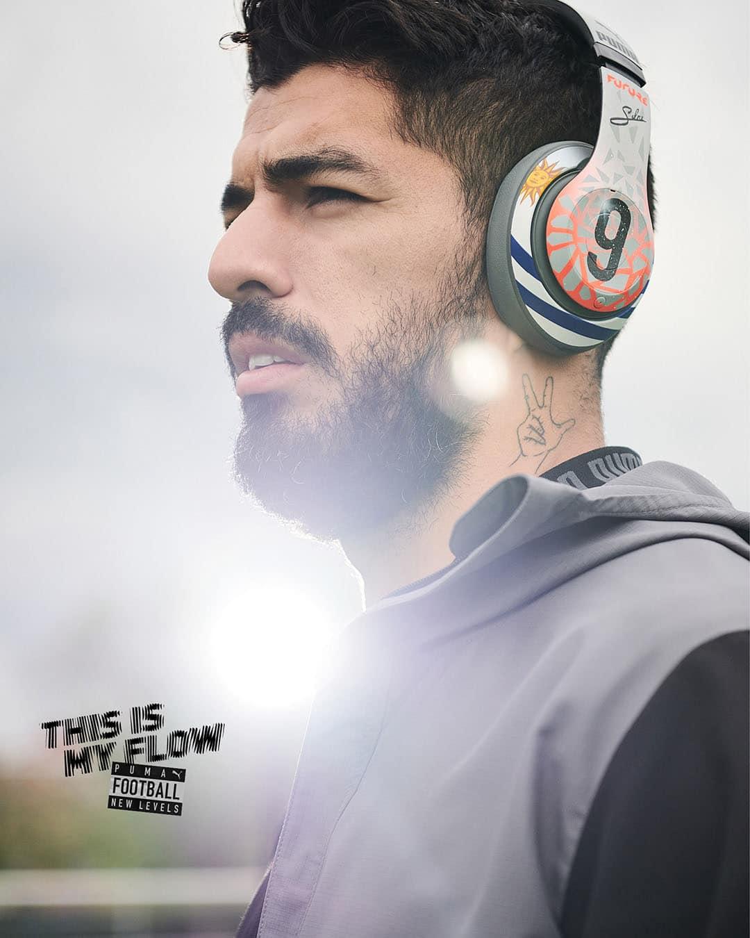 5b5d3e3e2 The Puma FUTURE Anthem Pack will be worn on pitch by Antoine Griezmann, Luis  Suarez, Marco Reus, Samuel Umtiti and Jan Oblak, while Romelu Lukaku, ...
