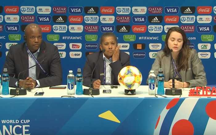 WATCH: Desiree Ellis' post-match press conference