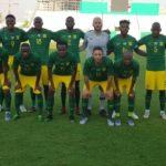 Bafana hold Ghana in Dubai
