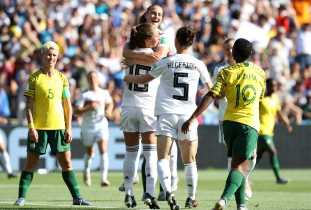 Banyana end WC campaign with big defeat