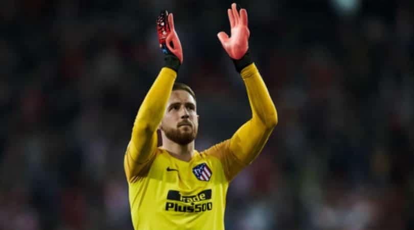 Atletico's Oblak wants EPL move