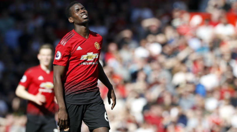 United tell Real Pogba is not for sale
