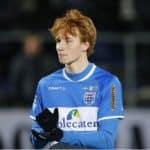 Liverpool target Sepp Van Den Berg
