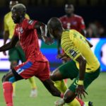 Hotto: Namibia were all over Bafana