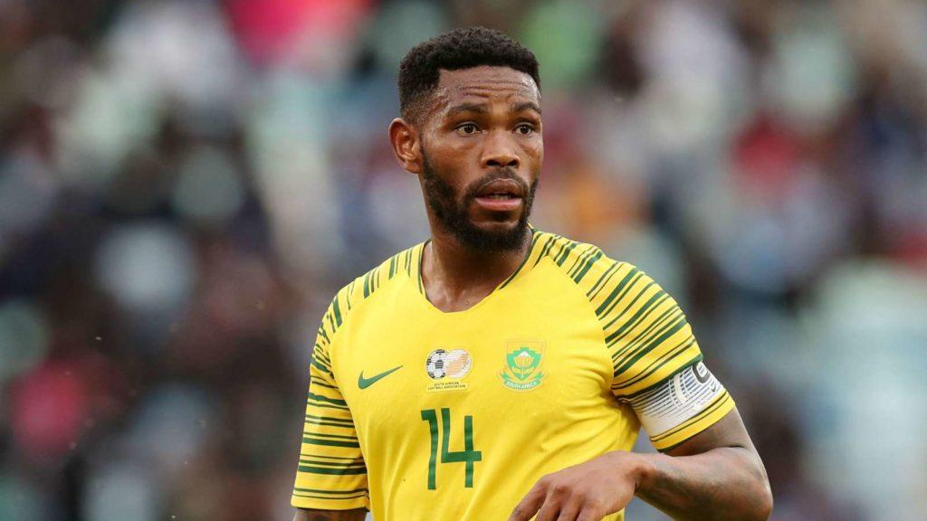 This is a wake-up call - Hlatshwayo on Bafana exclusion