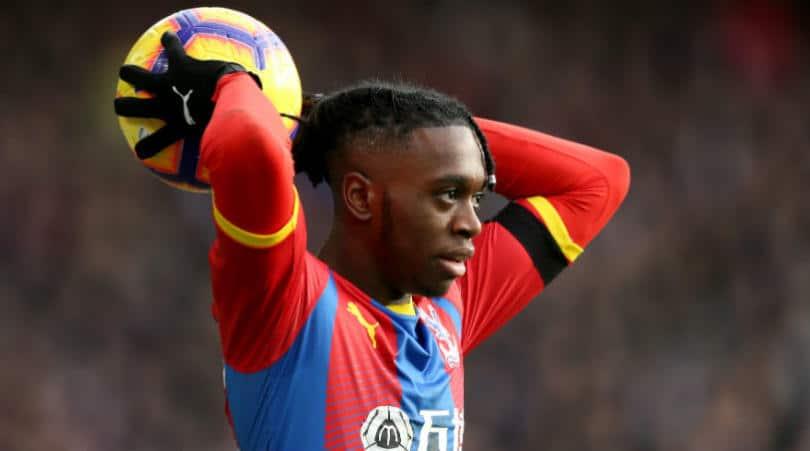 United prepare improved bid for Palace defender