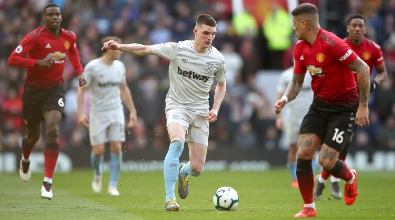 West Ham star Rice opens up on 'shock' Chelsea exit