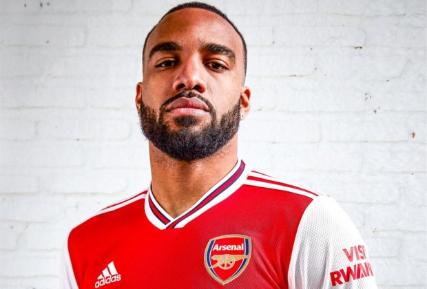 Adidas, Arsenal launch new partnership with 2019-20 home kit