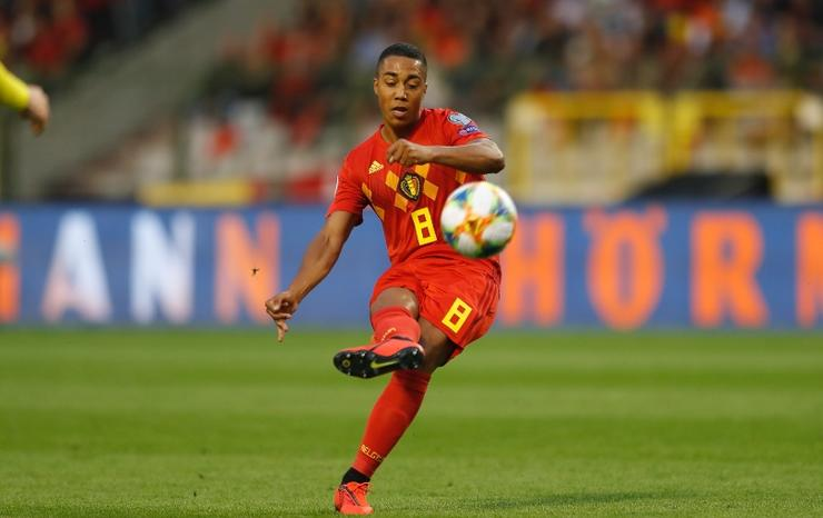 Leicester confident of keeping Liverpool target Youri Tielemans