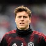 Manchester United defender rubbishes exit talk