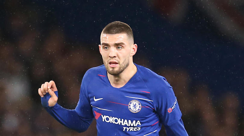 Kovacic misses out with a hamstring injury as Chelsea take on Fulham