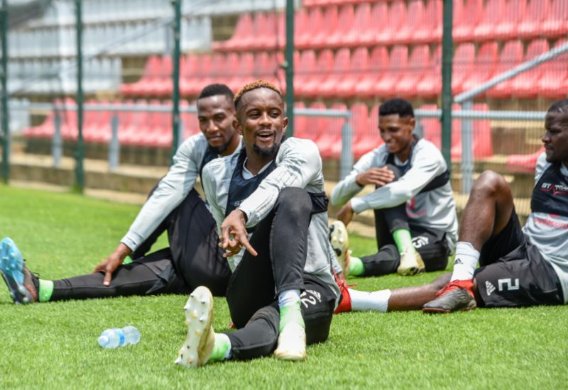 Mntambo: I'm stay at Pirates