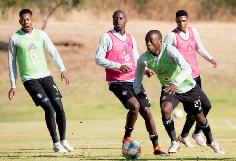 'Pirates players are in a great football environment'
