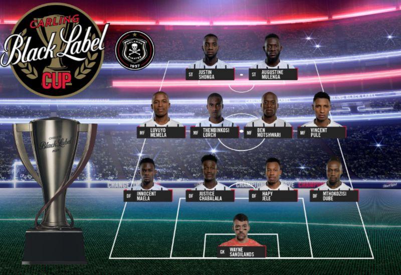 Pirates announce CBL squad