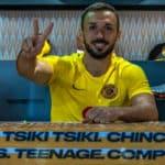 New Kaizer Chiefs signing Serbian striker Samir Nurković