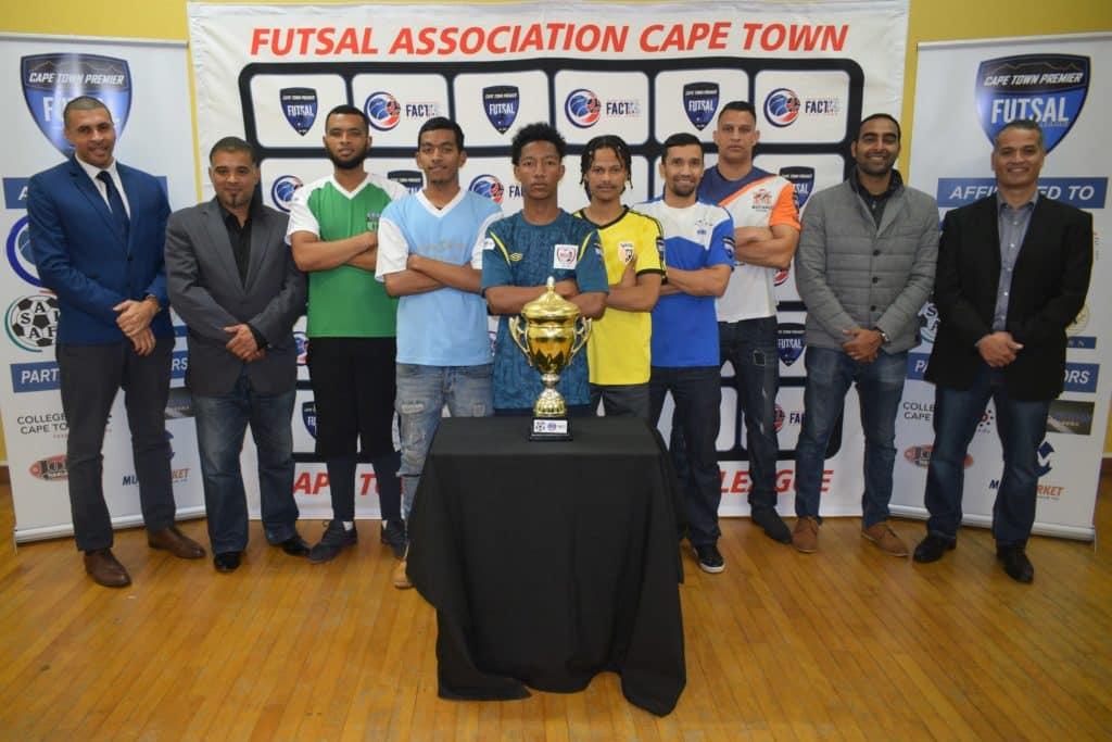 FACT launch Cape Town Premier Futsal League