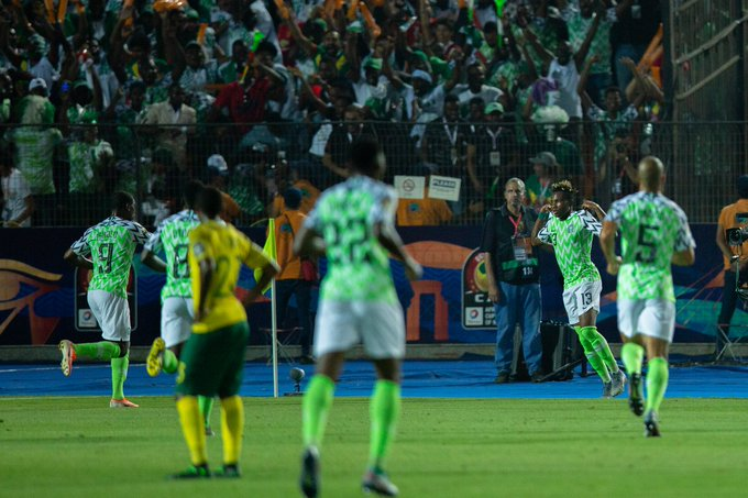 Bafana player rating after Nigeria defeat