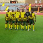 Starting XI: Egypt vs Bafana Bafana