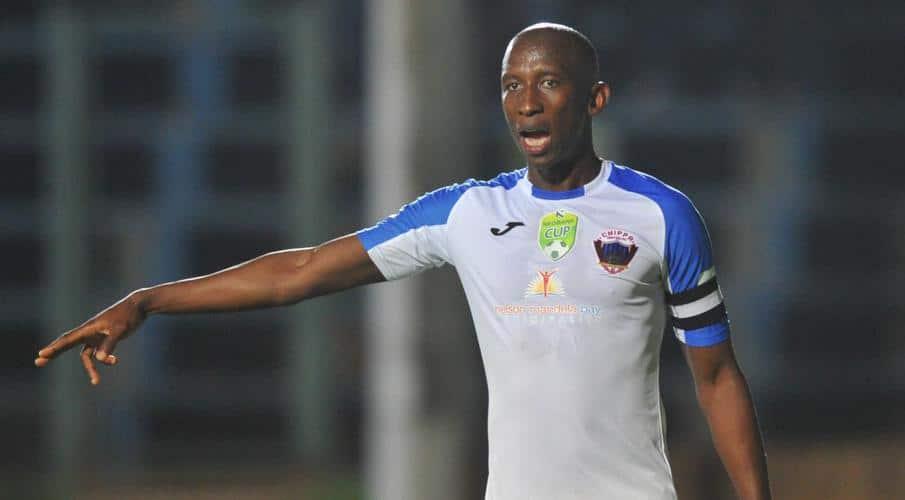 Chippa confirm Mayambela departure