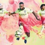 PUMA launches Man City's new third kit