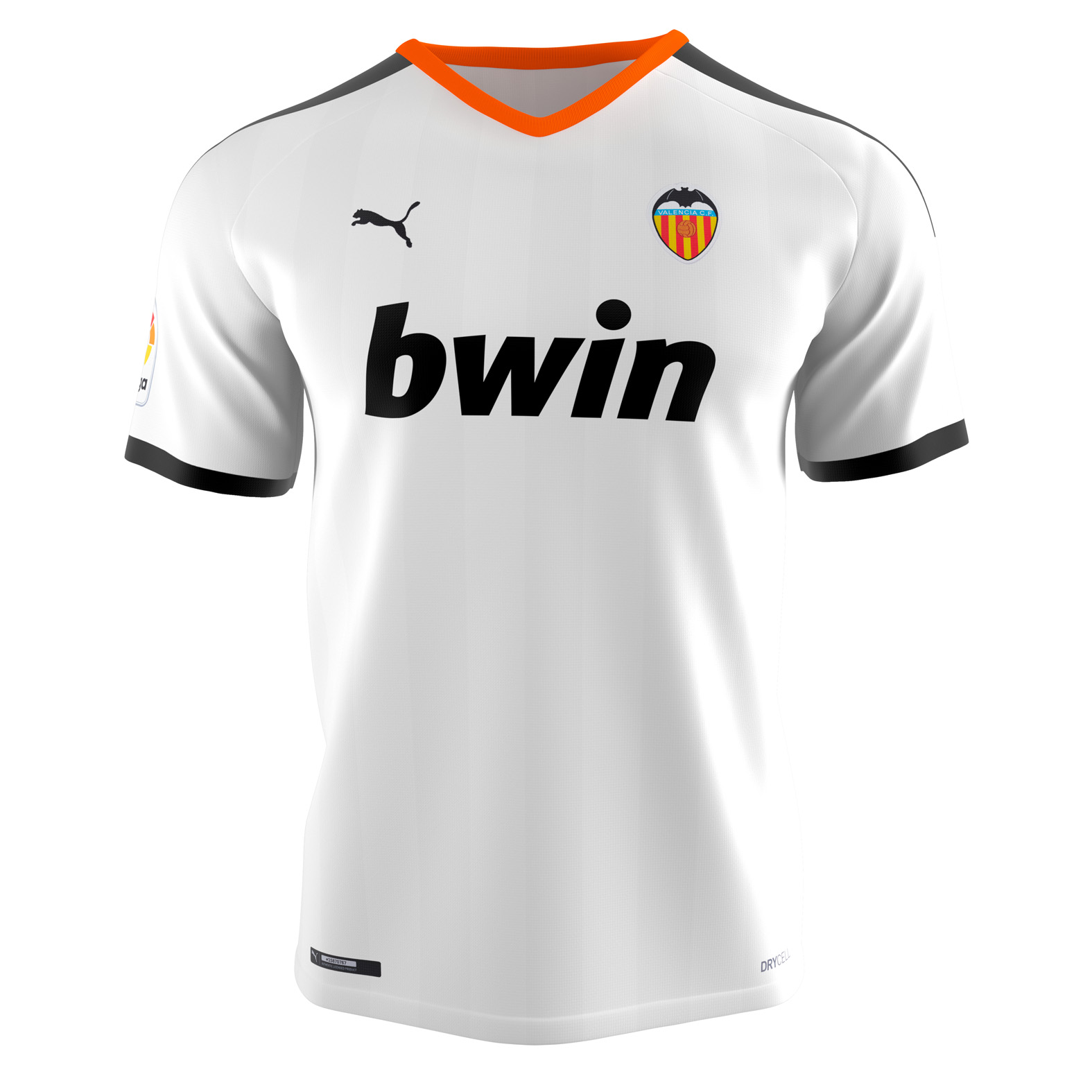 new product fdfe5 d380d Puma releases Valencia new kit for the new season