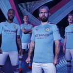 Puma unveil their first Manchester City kit