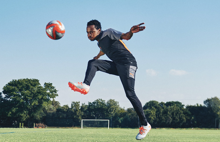 Local stars feature in Puma Anthem Pack football campaign