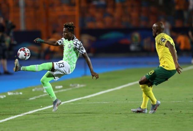 Bafana vs Nigeria