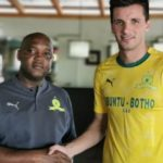 Affonso wants to make history at Sundowns