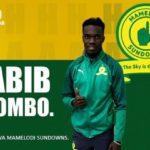 Sundowns sign Tanzanian striker