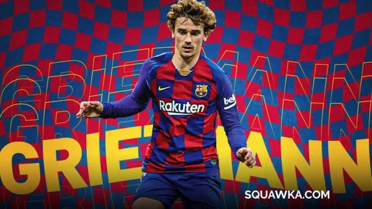 Barcelona complete €120m Griezmann signing