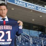 Herrera joins PSG from United