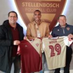 Stellenbosch sign former Chiefs striker