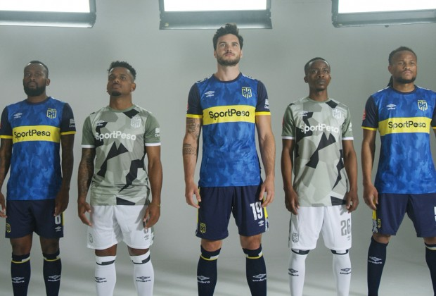 CT City unveil new home & away kits