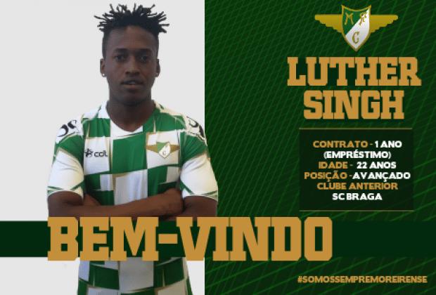 Singh joins Moreirense on loan from Braga