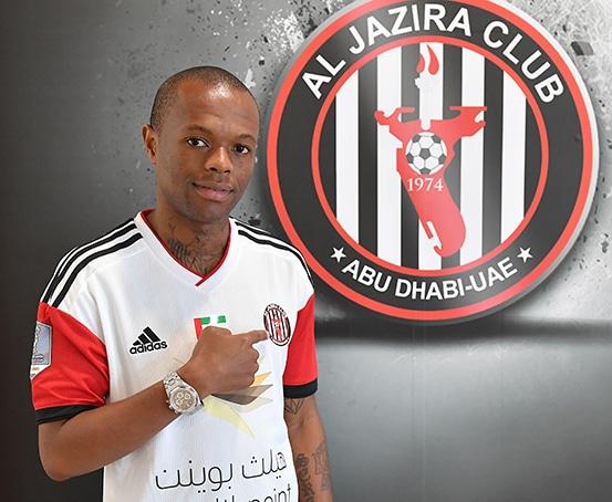 Serero completes move to UAE