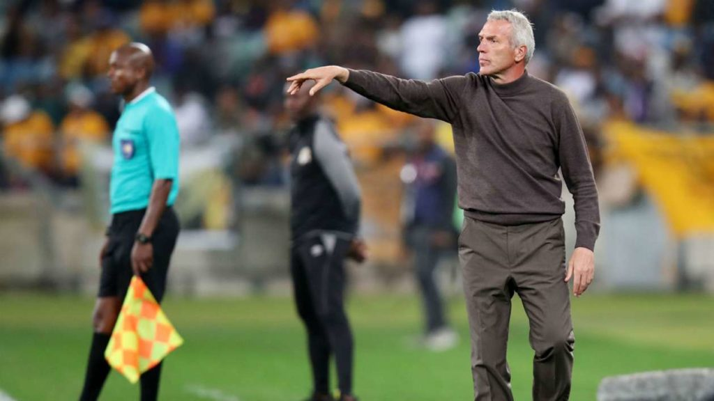 Middendorp: It was an excellent game