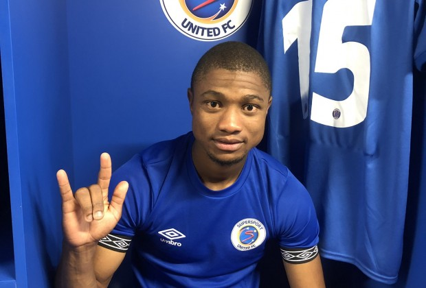 Ex-Pirates midfielder joins SuperSport