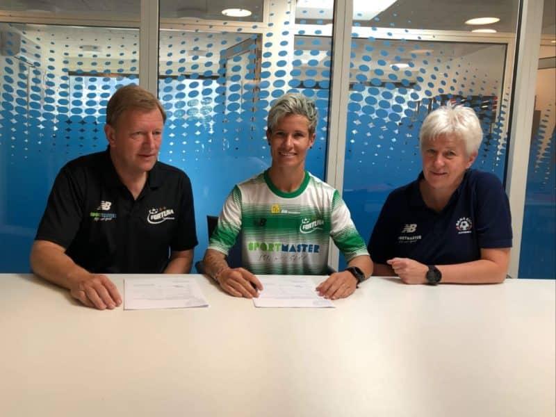 Van Wyk joins Fortuna Hjorring