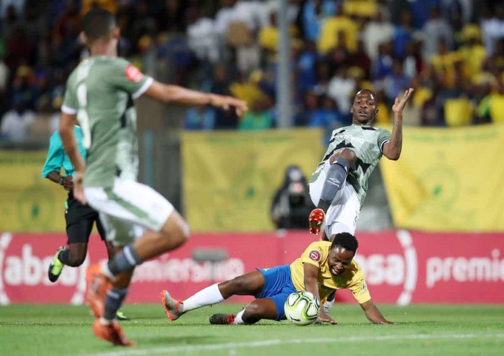 Mkhize apologises to Sundowns' Makgalwa