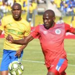 Modiba puts failed Sundowns move behind him